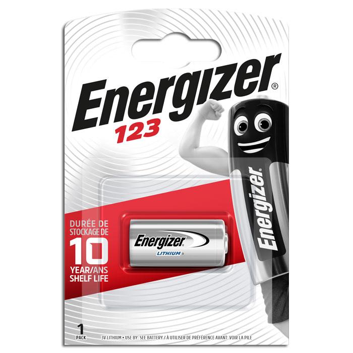 ENERGIZER EL123AP PHOTO LITHIUM