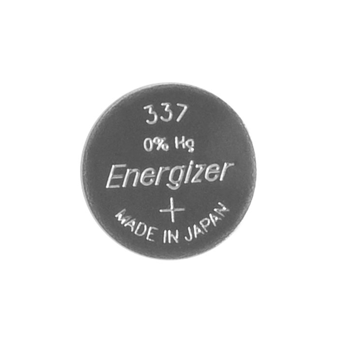 ENERGIZER 337 WATCH BATTERY F016204