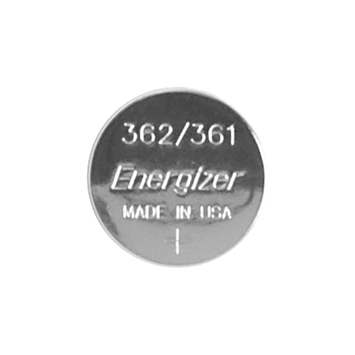 ENERGIZER 361-362 WATCH BATTERY