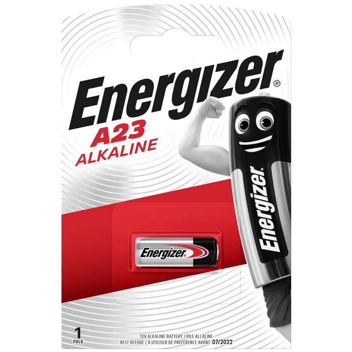 ENERGIZER A23/E23A Alkaline Battery 23A