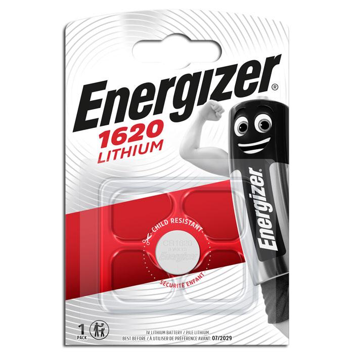 ENERGIZER CR1620 PHOTO LITHIUM COIN