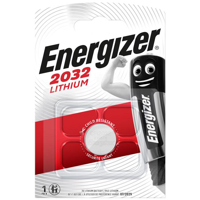 ENERGIZER CR2032 LITHIUM COIN