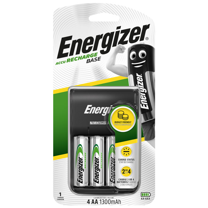 ENERGIZER BASE CHARGER F016546