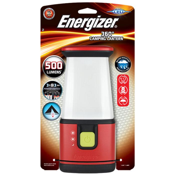 ENERGIZER CAMPING LANTERN 360 & 3xAA F081104