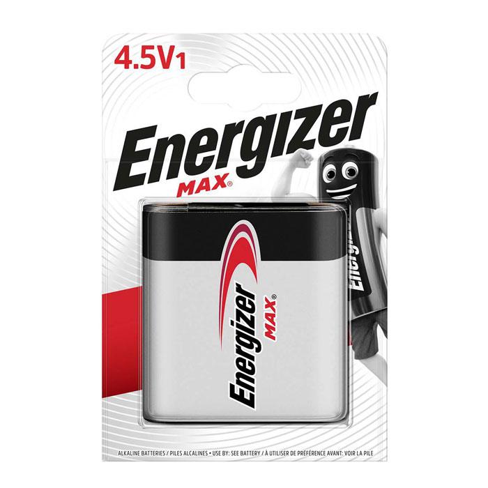 ENERGIZER 3LR12 4.5 V Max Alkaline Battery  1-Blister        EN-MAX3LR121