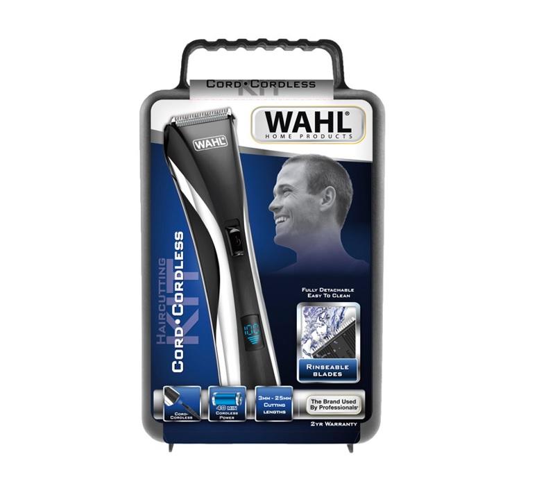 Wahl (9697-1016) Hybrid LCD Επαναφορτιζόμενη Κουρευτική Μηχανή