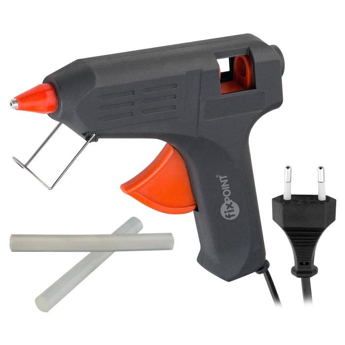 59176 HOT GLUE GUN 11/12 mm sticks, 40 W