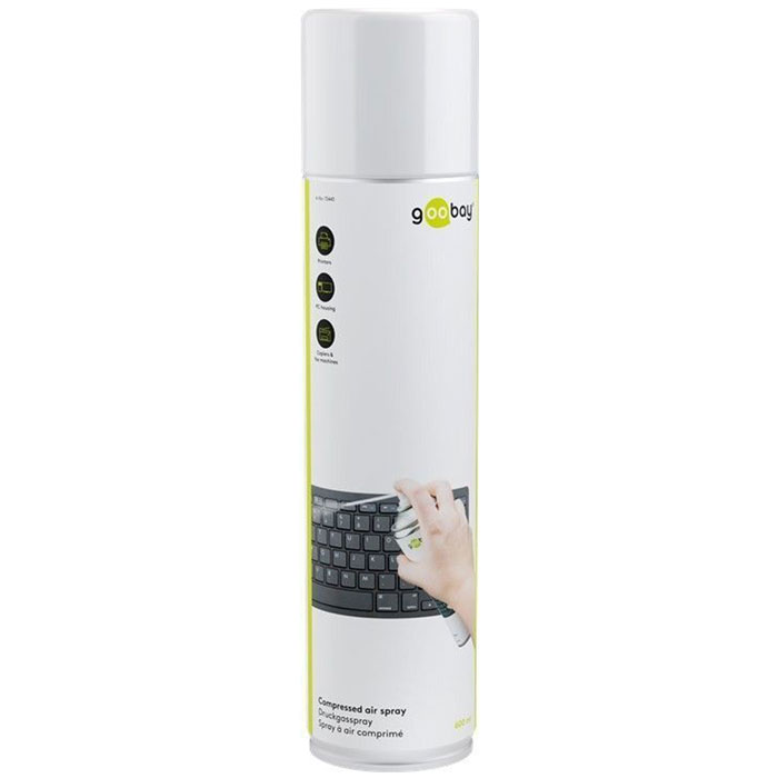 72443 Compressed air spray for office 600 ml