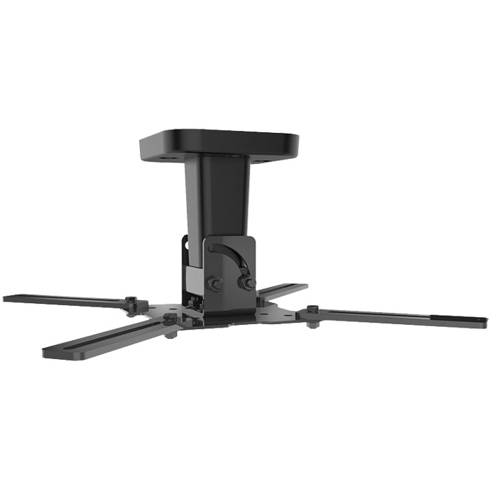 MELICONI PRO 100 BLACK - VIDEO PROJECTOR CEILING SUPPORT