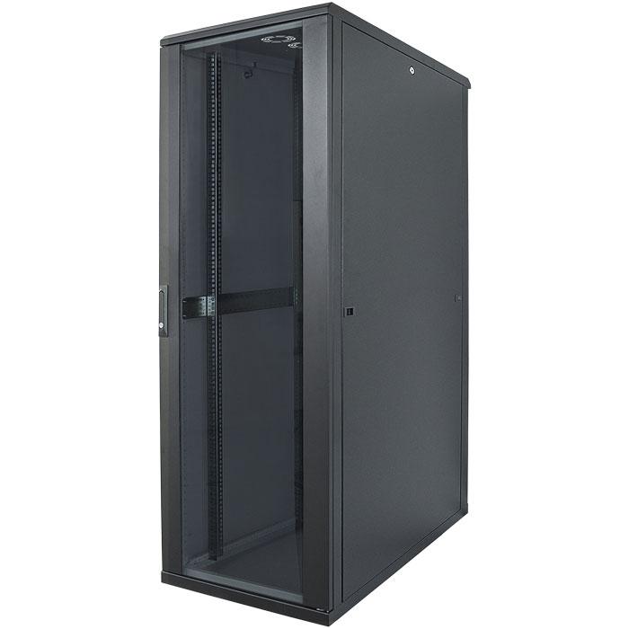 INTELLINET INT 713122 FLATPACK 19 32U (1653x600x800) NETWORK RACK BLACK