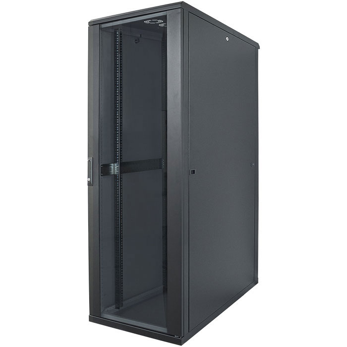 INTELLINET INT 713139 FLATPACK 19 32U (1653x800x800) NETWORK RACK BLACK