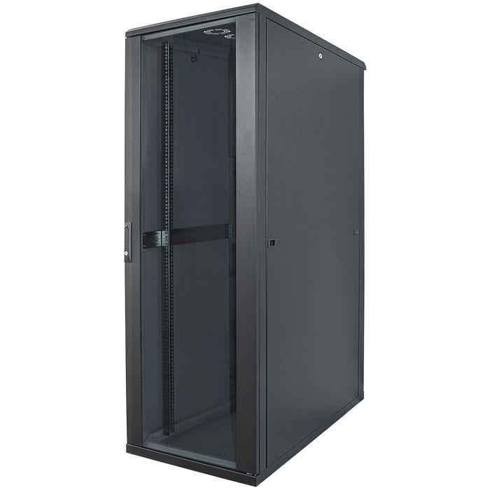 INTELLINET INT 713191 FLATPACK 19 42U (2057x800x800) NETWORK RACK BLACK