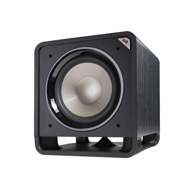Polk Audio HTS 12 Subwoofer Black