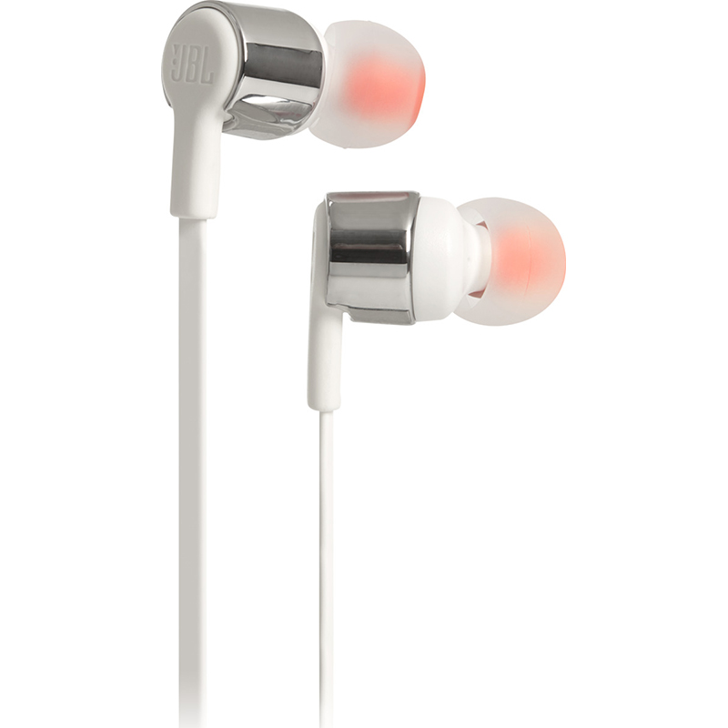 JBL T210 In-Ear Headphones Grey