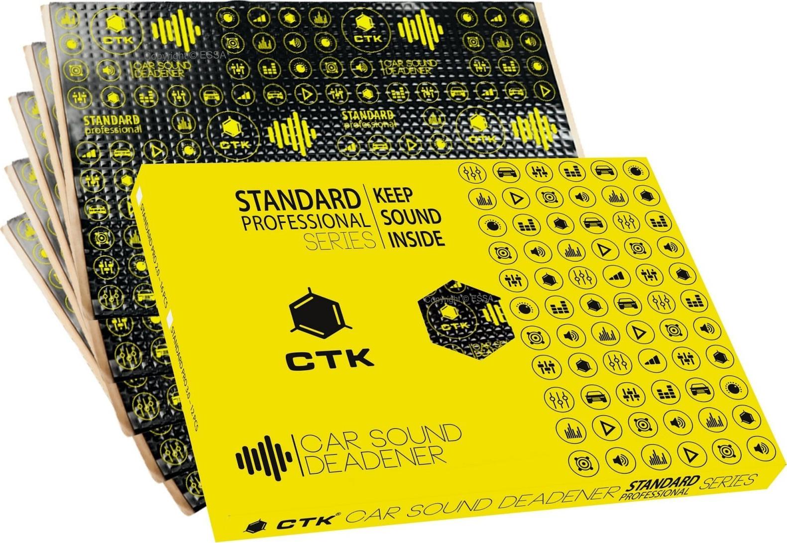 CTK Standard Pro 3.0 Bundle 12τμχ