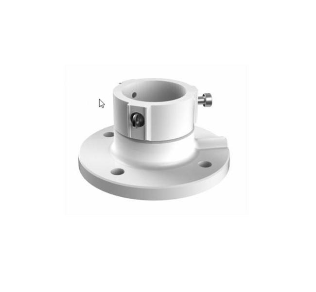 HIKVISION DS-1663ZJ Μεταλλική Βάση για Τοποθέτηση Κάμερας Speed Dome σε Oροφή