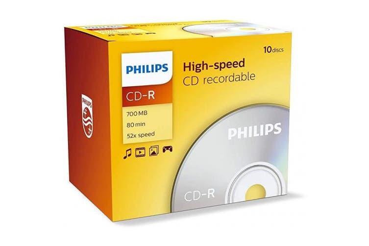 PHILIPS CD-R JEWELCASE