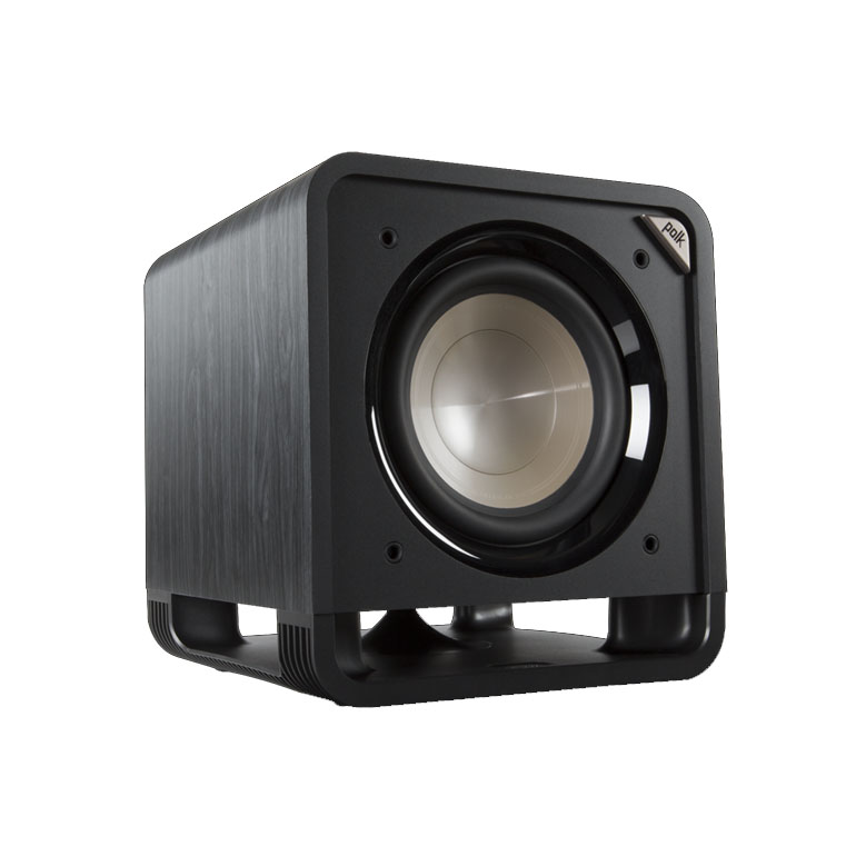 Polk Audio HTS10 Subwoofer Black