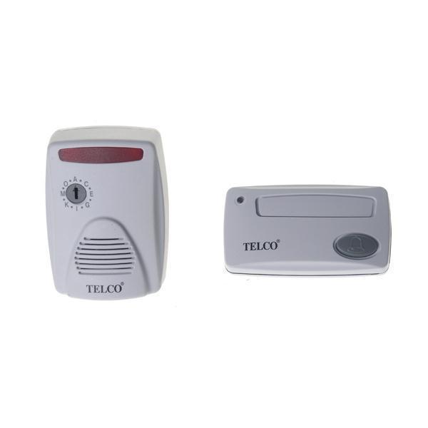 Telco, ML-7100, Ασύρματο Κουδούνι Ρεύματος