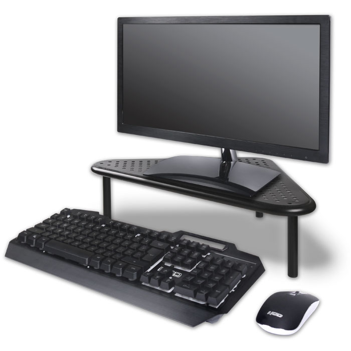 NOD MST-200 Monitor triangle stand, black