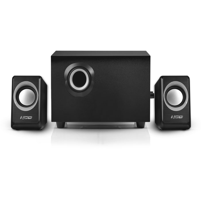 NOD Cyclops SPK-020 Speaker 2.1 2x3W & 5W,black