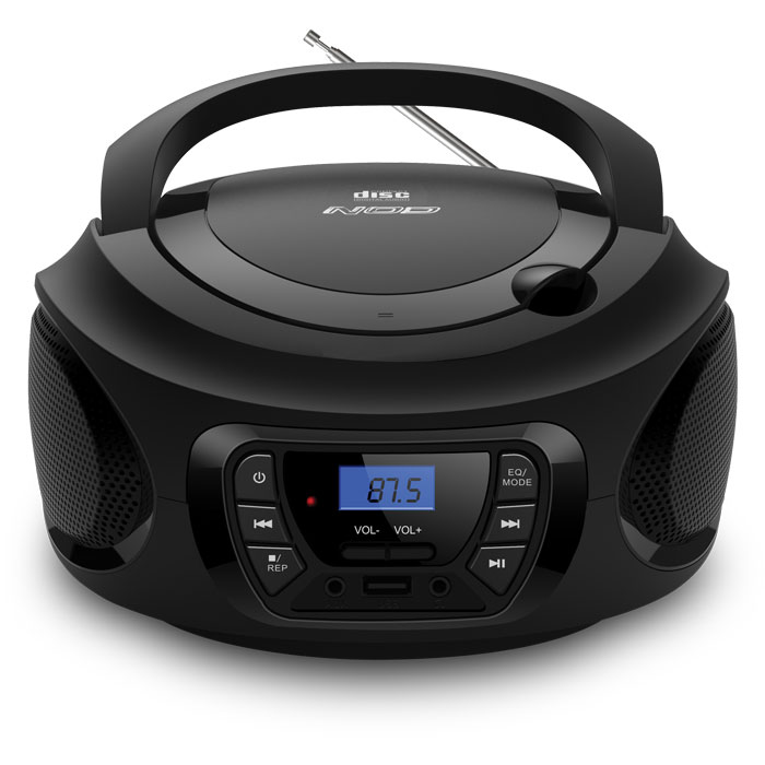 NOD INTRO RADIO CD PLAYER