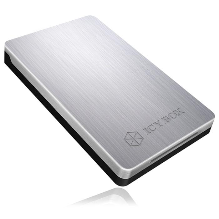 ICY BOX IB-234U3a EXT CASE 2,5 SATA HDD/SSD USB3.0    /60023