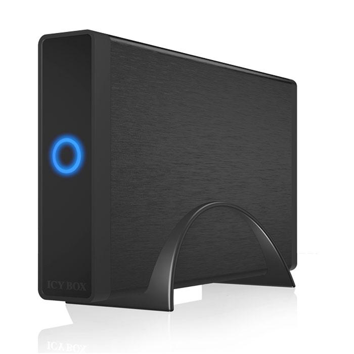 ICY BOX IB-377U3 EXT CASE 3.5 SATA HDD USB3.0 UASP /60145