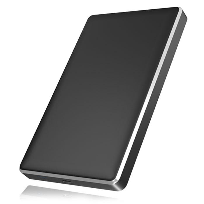 ICY BOX IB-245-C31-B BLACK EXTERNAL 2.5 ENCLOSURE SATA HDD/SSD USB 3.1 GEN 2 TY
