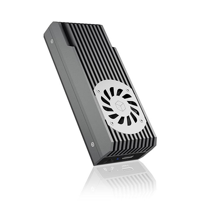 ICY BOX IB-1822MF-C31 External Type-C enclosure for M.2 NVMe SSD