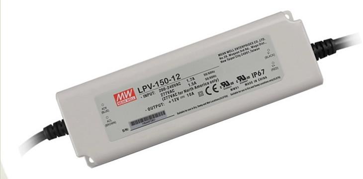 MEAN WELL LPV-150-12 ΤΡΟΦΟΔΟΤΙΚΟ LED
