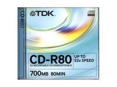 TDK CD-R80