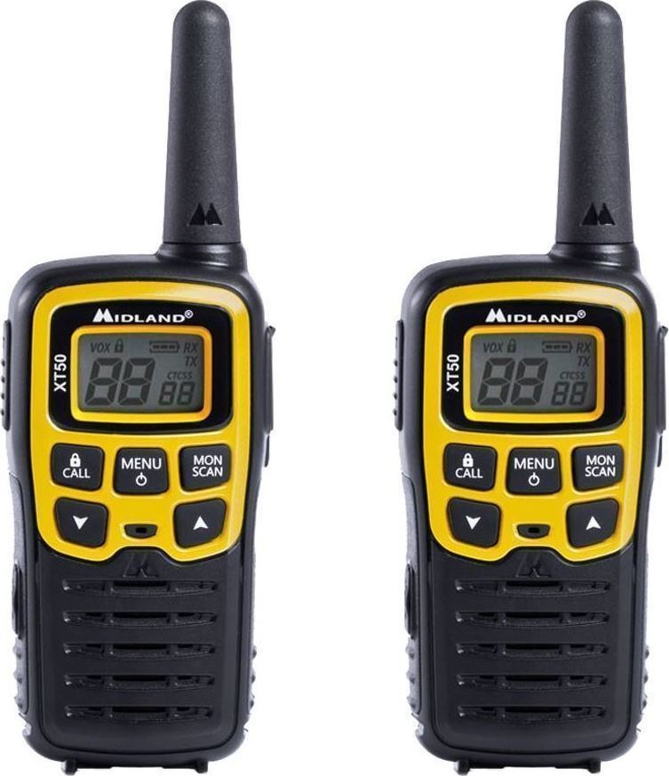 MIDLAND XT 50 ADVENTURE PMR WALKIE TALKIE