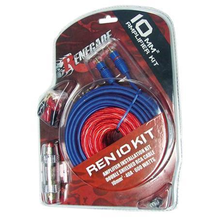 RENEGADE REN10KIT Kit cavi 10 mm²