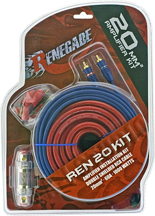 RENEGADE REN20KIT Wirekit 20 mm²