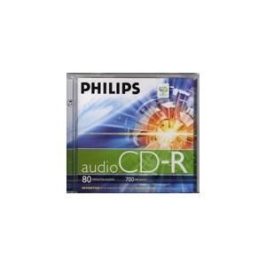 PHILIPS AUDIO CD-R