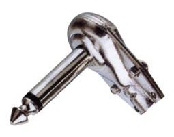 ULTIMAX ΚΑΡΦΙ MONO 6.3mm² ΜΕΤΑΛΛΙΚΟ ΝΙΚΕΛ (R/A) AP1037 UNI