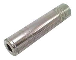 ULTIMAX JACK 6.3mm² STEREO ΜΕΤΑΛΛΙΚΟ ΝΙΚΕΛ H007F LZ