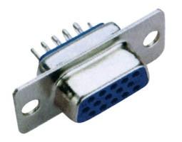 D-SUB CONNECTOR ΘΗΛΥΚΟΣ 104-HD-15S 3 ΣΕΙΡΩΝ CFL