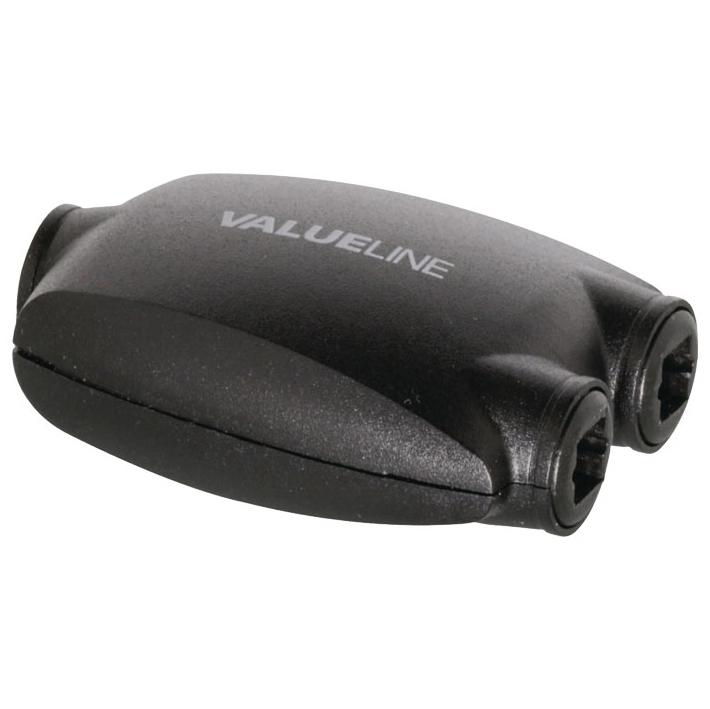 VALUELINE VLASP2502 Ψηφιακό Splitter ήχου οπτικής ίνας
