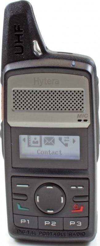 Hytera PD365LF Ασύρματος ψηφιακός επαγγελματικός πομποδέκτης dMR446