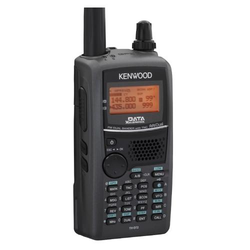 Kenwood TH D72E Φορητός ασύρματος πομποδέκτης VHF/UHF