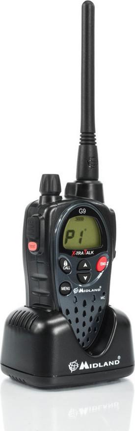 Midland G9 Plus Φορητός επαγγελματικός πομποδέκτης