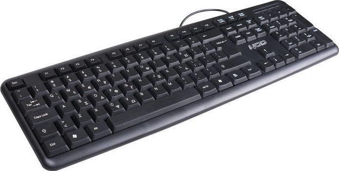 Ενσύρματο Πληκτρολόγιο Nod KBD-004