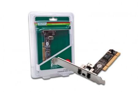 Digitus, DS-33203-1, Kάρτα PCI F/W