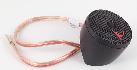 SCANSPEAK R1904/613001, 19 mm Ring Radiator TWEETER 4ohm