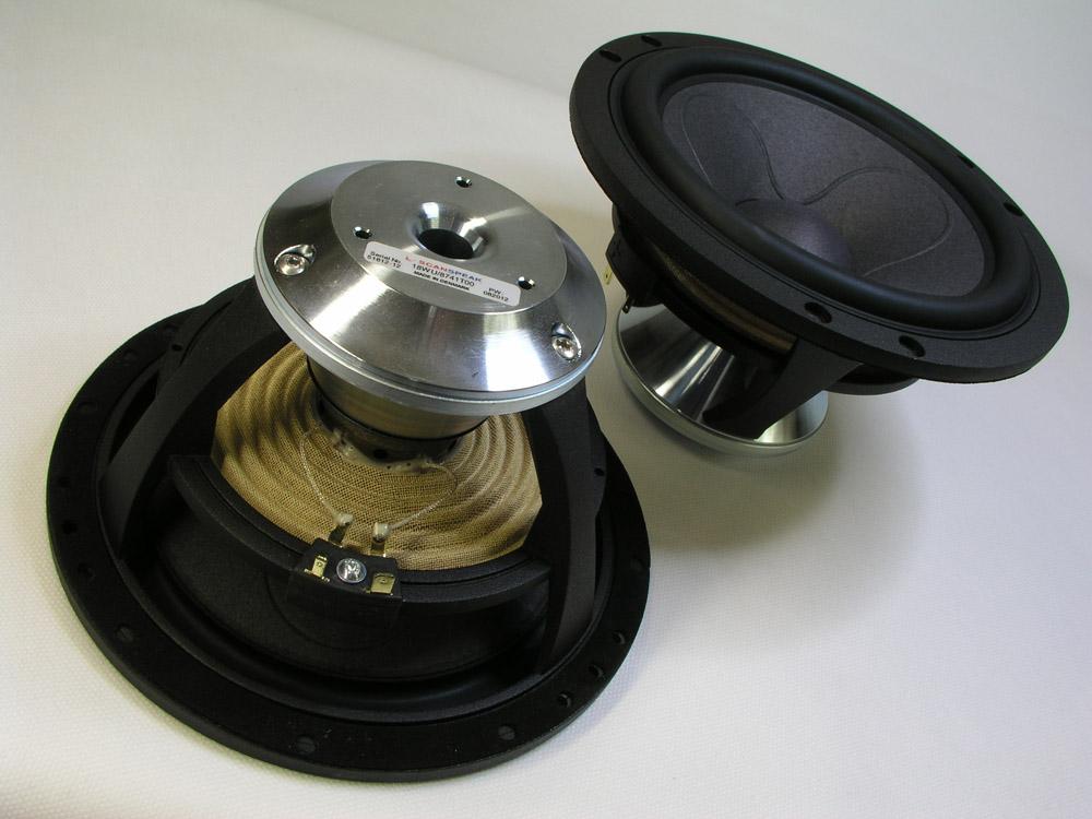ScanSpeak 18WU/8741T00 ILLUMINATOR LINE Midwoofer 8 ohm  85.4 dB