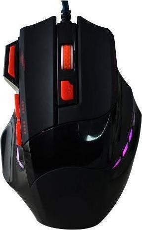 Powertech Roar Rhino USB Gaming Ποντίκι 1600dpi με 7 Πλήκτρα PT-283