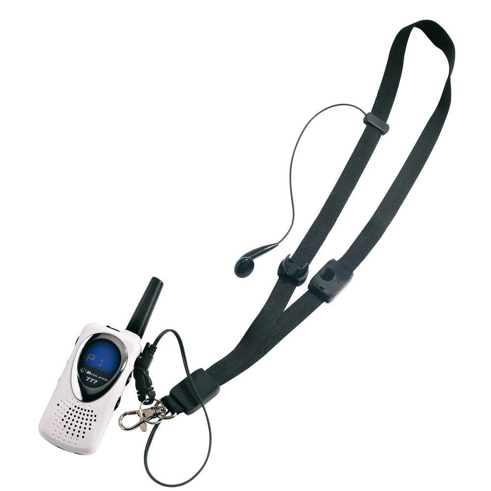 Midland MA-NC1 - Speaker / microphone 1 Pin