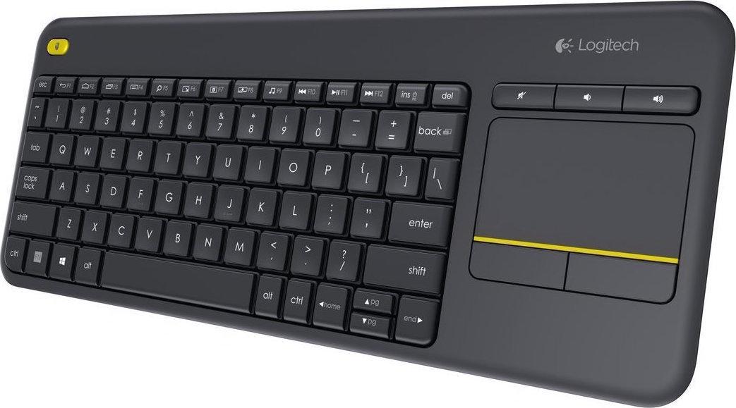 Logitech  K400 Plus TV Wireless Touch Keyboard